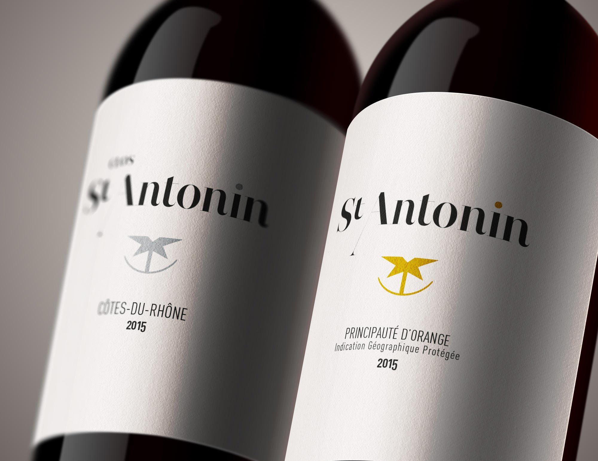 Domaine-Saint-Antonin-bouteille-identite-visuelle-packaging-valerie-mersier